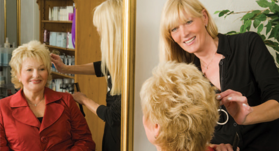 The healthcare cosmetology companies sedgebrook for Salon seniors